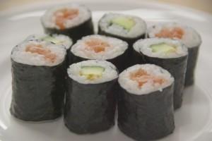 Sushi_Maki-Rollen